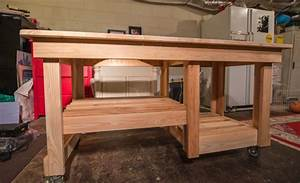 Build Big Green Egg Nest Plans DIY workbench plans 8 feet