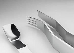 Couvert De Table Design : concept les couverts par till kobes blog esprit design ~ Teatrodelosmanantiales.com Idées de Décoration