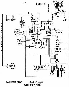 1978 Ford F100 Vacuum Diagram