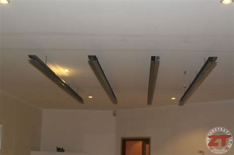 brico cr 233 ation d un faux plafond avec ruban led et spots