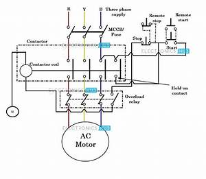 wiring diagram ac condenser 27 wiring diagram images With 240 volt contactor wiring diagram