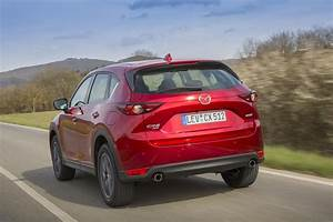 All-new Mazda Cx-5 Goes On Sale This Month