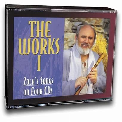 Zola Songs Cd Works Levitt