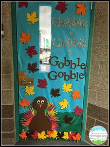 best 25 thanksgiving classroom door ideas on pinterest