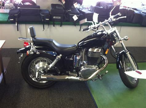 2007 Suzuki 650 S40 Boulevard Cruiser For Sale On 2040-motos