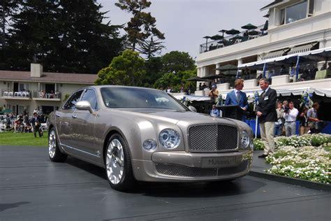 Bentley Mulsanne 2011 Luxury Car