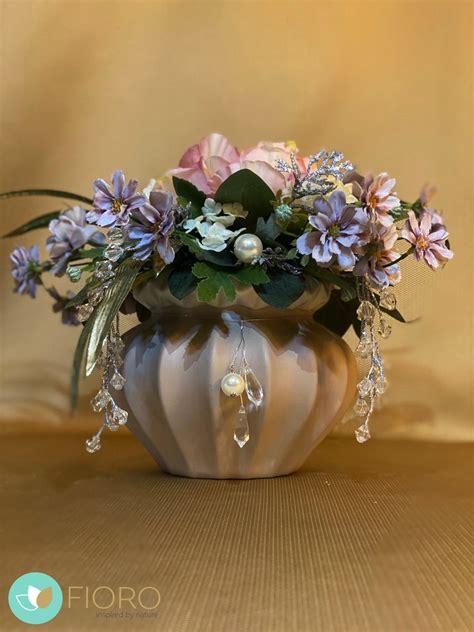 Mākslīgo ziedu kompozīcija - Fioro - kvalitatīvi mākslīgie ...