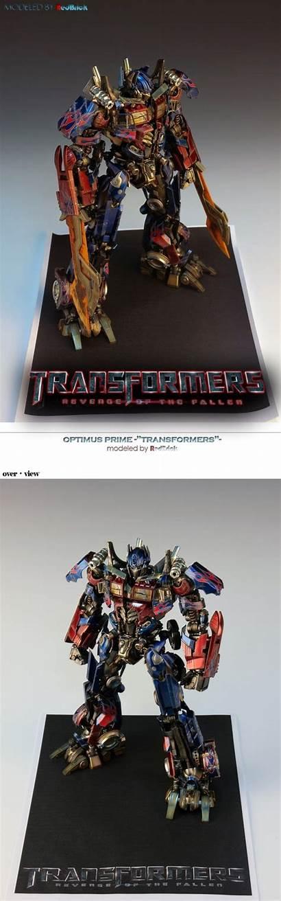 Optimus Prime Transformers Gunjap
