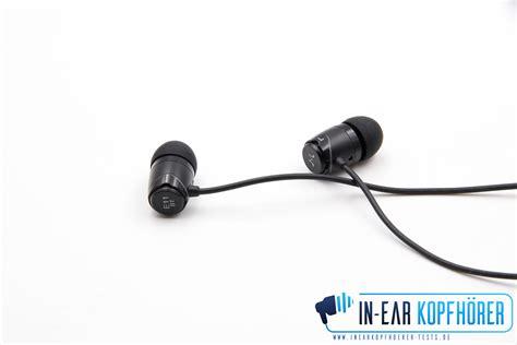 in ear kopfhörer test soundmagic e11bt im test in ear kopfh 246 rer im test