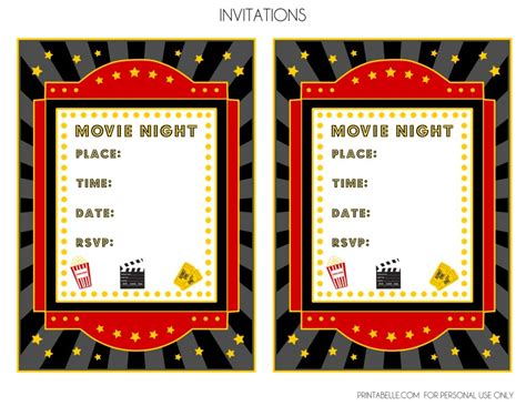 night party printables  printabelle catch