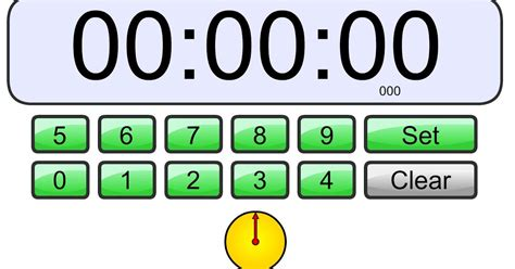 Let's Talk Speech And Language Online Stopwatch