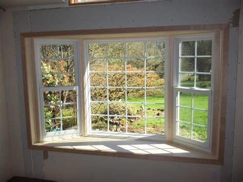 Bay Window Interior Trim by Bay Window Interior Trim Brokeasshome