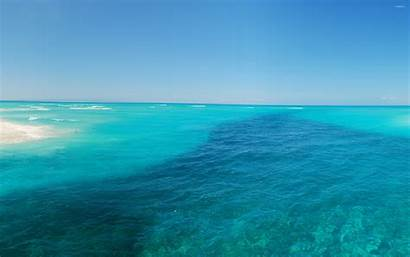 Turquoise Sea Wallpapers Beach Background Beaches Sky