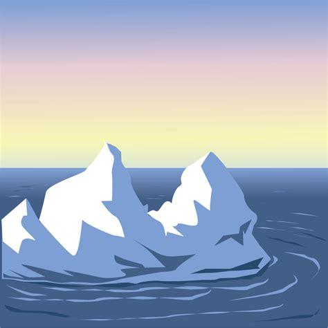clipart iceberg reach