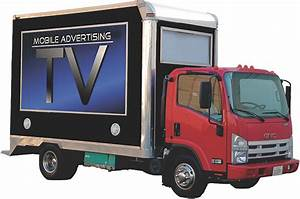 Mobile Advertising TV offers Mobile Billboard Advertising ...