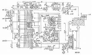 Wiring Diagram Digital Voltmeter