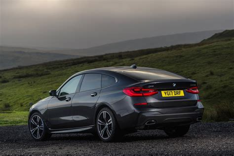 bmw 6 series gt review a high class 5 series or a cut
