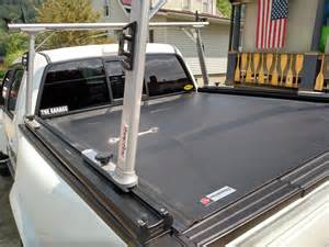 Silverado Bed Extender by Revolverx2 Hard Rolling Tonneau Cover Tracrac Sr Truck