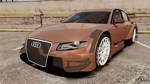 Audi A4 2008 : audi a4 2008 touring car for gta 4 ~ Dallasstarsshop.com Idées de Décoration