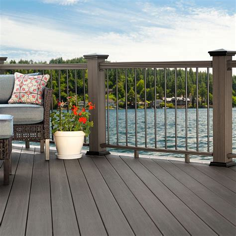 Veranda Gray Composite Decking