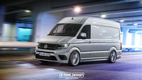 vw crafter tuning x tomi design augusztus 2016