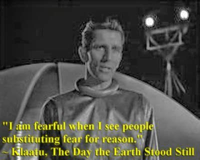 day  earth stood  klaatu quote nerd tastic