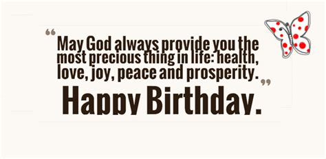 If you want to write your own special religious birthday message, then you don't need to waste time trying to find a card with a christian message. Religious & Spiritual Happy Birthday Wishes & Greetings ...