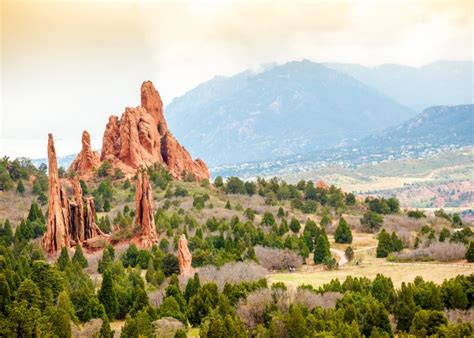 Garden Of The Gods Best Time To Visit by 10 Best Things To Do In Colorado Smartertravel