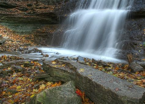 Sherman Falls Ancaster Ontario Jim Utton Flickr