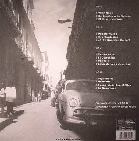 Buena Vista Social Club Candela by Buena Vista Social Club Buena Vista Social Club Vinyl At