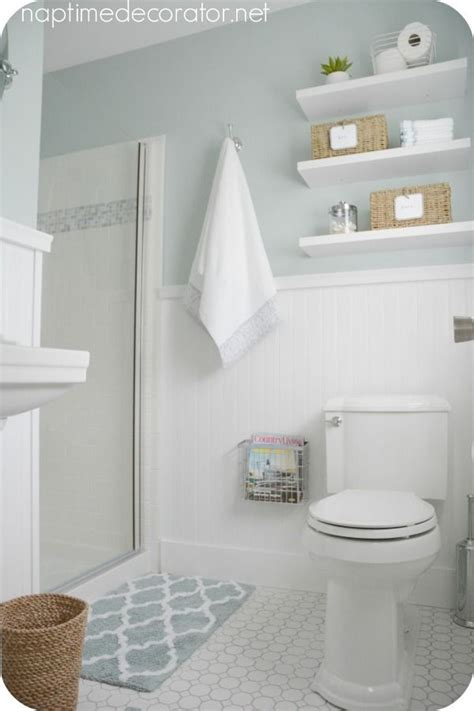 i keep seeing this color and i it sherwin williams rainwashed bathroom paint color by