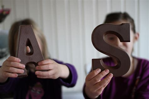 dutch chocolate letters stuff dutch people