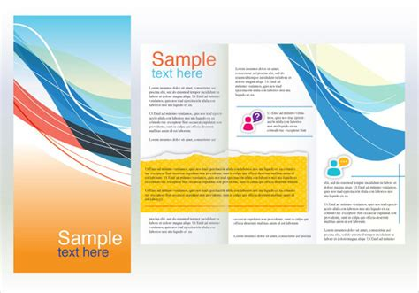 Free Professional Brochure Templates by 23 Professional Brochure Templates Free Premium