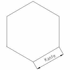 Fläche Sechseck Berechnen : geometrie des sechsecks dachdeckerwiki ~ Themetempest.com Abrechnung