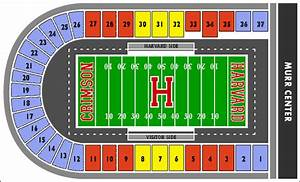 Ohio Football Stadium Seating Chart Harvard Stadium Seating Chart Ticket Solutions