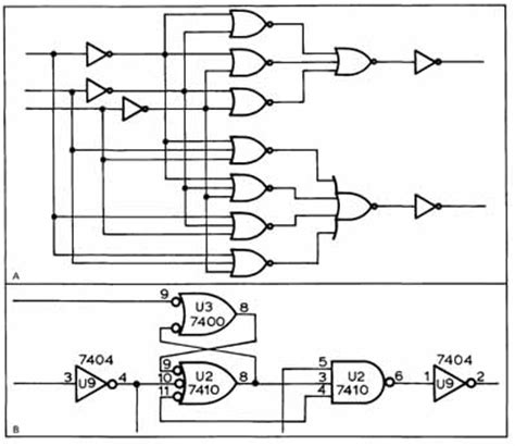 Logic Diagram How To by Schematic And Logic Diagrams