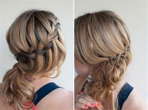 Braided Side Ponytail #hairstyles #hairstyle #hair #long