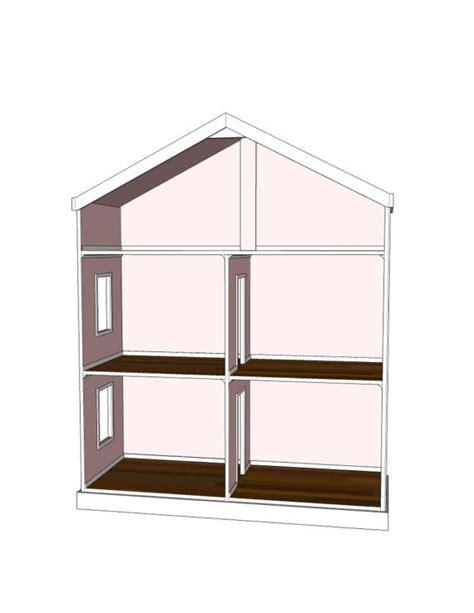 doll house plans ideas  pinterest diy dolls