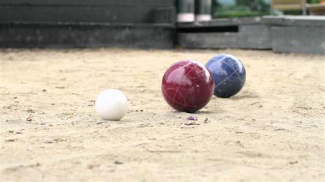Bocce Ball - YouTube