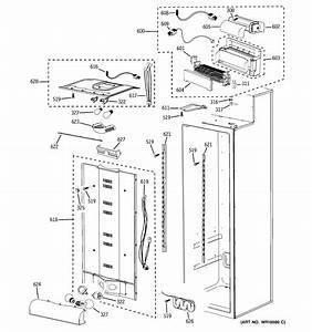 Ge Refrigerator R Series Parts