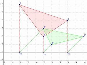 Diagonale Dreieck Berechnen : 0809 unterricht mathematik 7d berechnungen an vielecken und prismen ~ Themetempest.com Abrechnung
