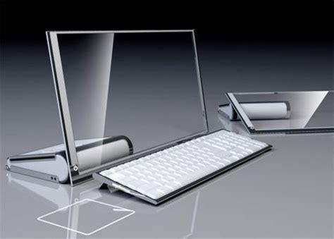 HP LiM Glass computer, Future Design of Desktop Computing ...