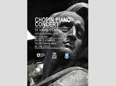 Chopin Piano Recital – Catholic Cathedral