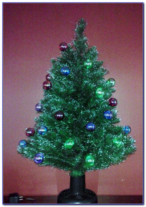 fiber optic tabletop christmas trees download page � home