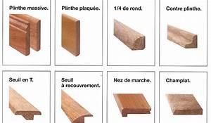 seuils de porte et profiles pour parquets et sols bordeaux With profilé de finition parquet stratifié
