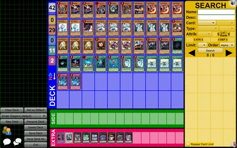 Chaos Emperor Otk Deck by Featured Deck Chaos Emperor Dragons Yu Gi Oh Forum