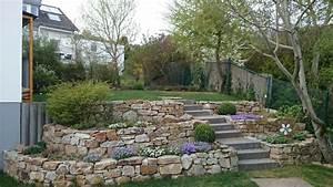 Treppen Im Garten : mauern und treppen kesseler garten und landschaftsbau ~ Eleganceandgraceweddings.com Haus und Dekorationen