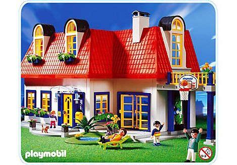 Moderne Haus Playmobil by Maison Contemporaine 3965 A Playmobil 174