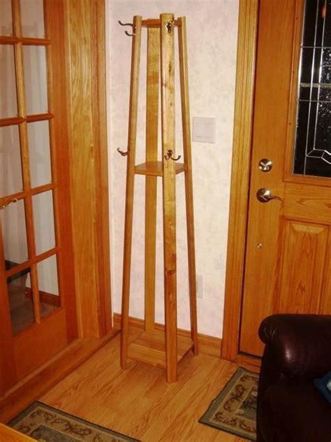 coatrack plans   build  coat rack