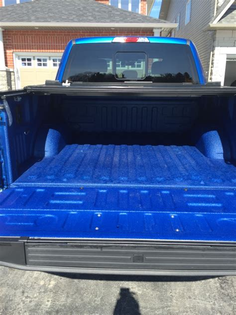 armadillo bed liner armadillo spray in bed liner ford f150 forum community
